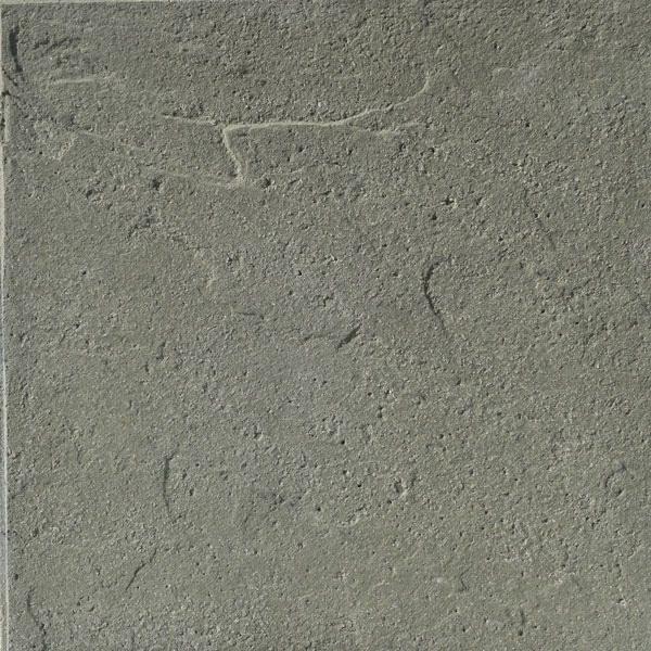 Baldosa hidraulica rustica 30x30x3 gris pizarra