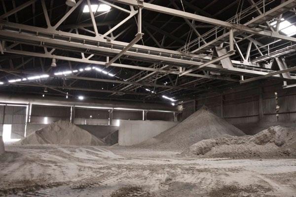 Ceramica campo proceso productivo almacenado