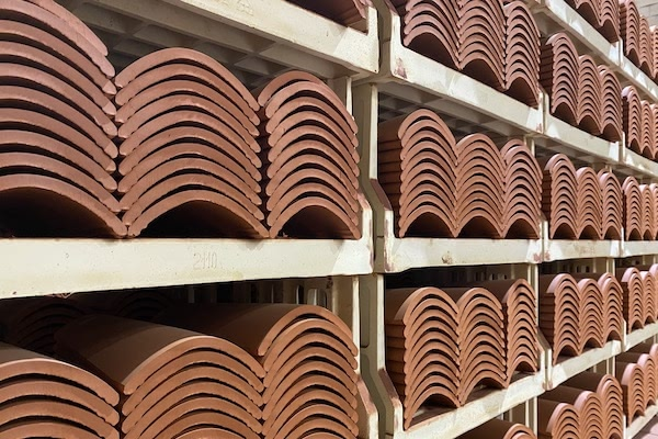 Ceramica campo proceso productivo secado
