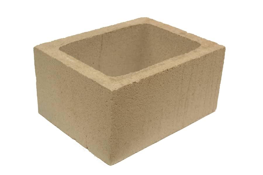 Columna split sin entradas ceramica campo