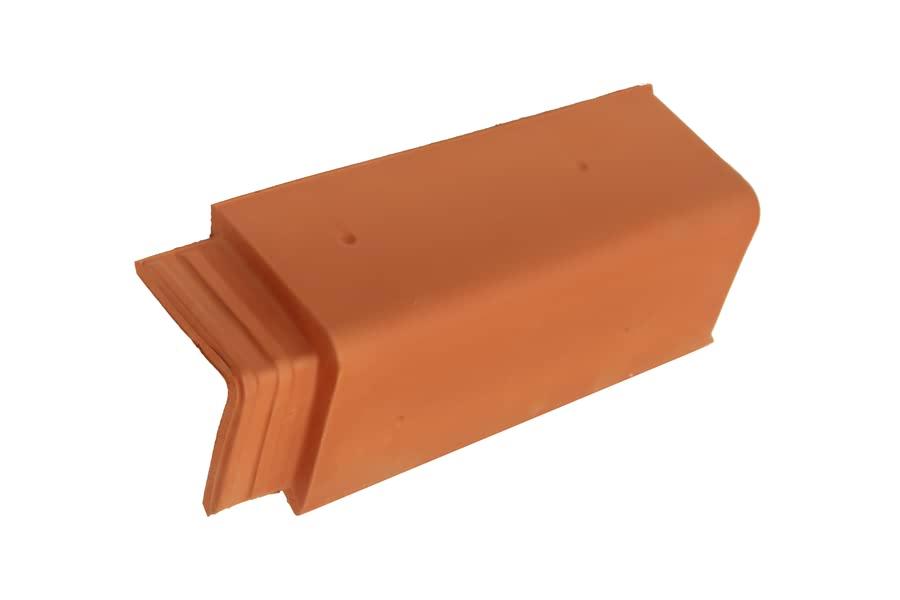 Remate lateral rojo dcho ceramica campo