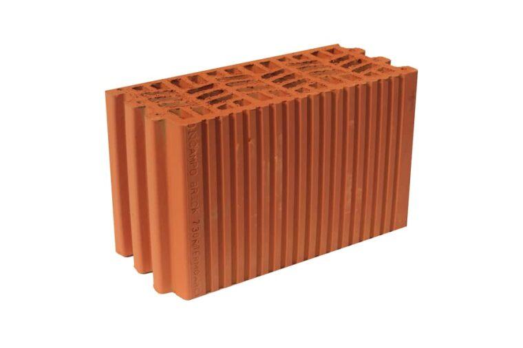 Termoarcilla base 14 ceramica campo
