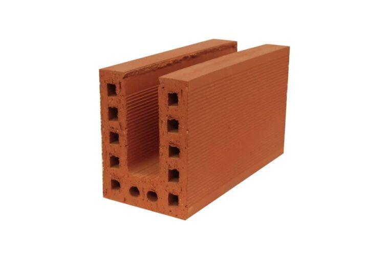 Termoarcilla dintel ceramica campo