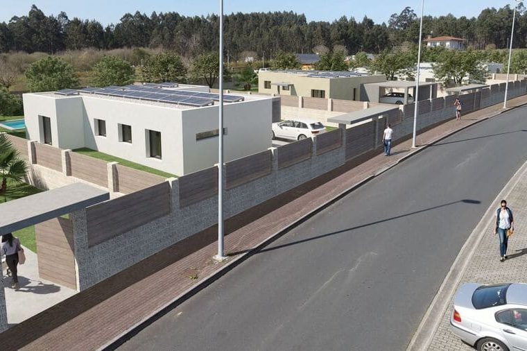 Urbanizacion passivhaus costa mino